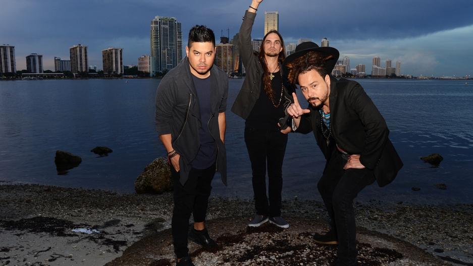 Latin rockers Locos por Juana