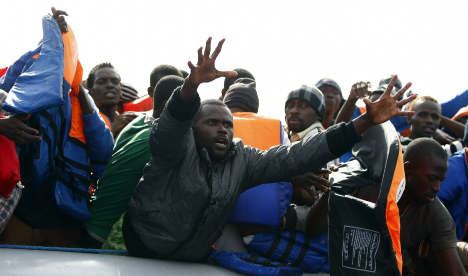 EU leaders have committed extra ships, planes and helicopters to save lives in the Mediterranean at an emergency summit. More than 1,300 migrants have died in April 2015.