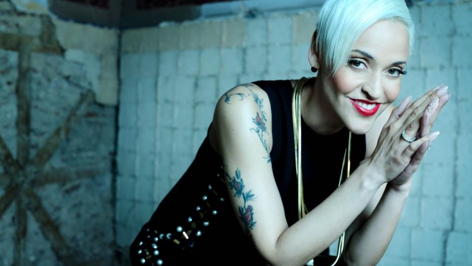 Portuguese Fado Singer Mariza