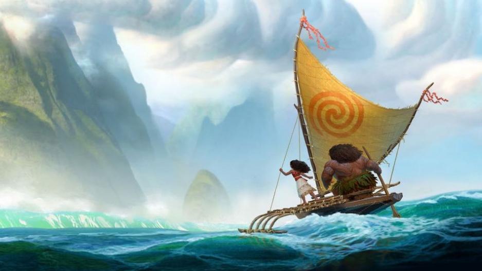 animating the friendly ocean in disney s moana