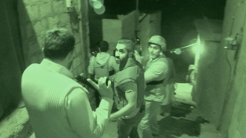 Senior Superintendent Ijaz prepares for a night raid on a suspected Taliban kidnapping cell. The Pakistani Taliban have 'top-sliced' organised crime gangs across the city.
