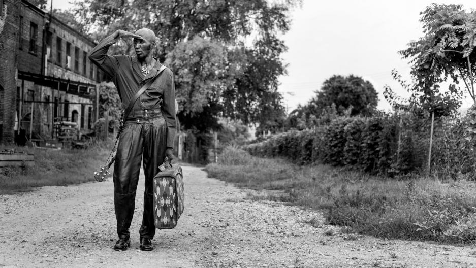 Cameroonian musician Moken