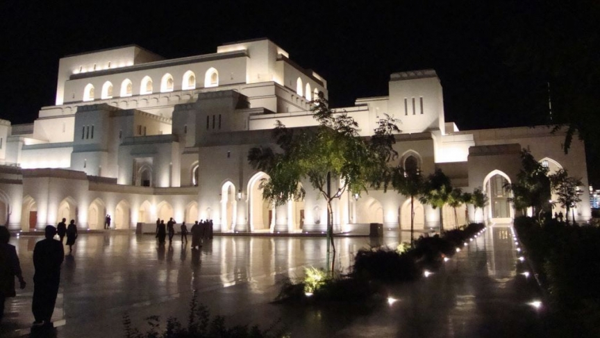 From the Muttrah souq to the Muscat Opera House, Oman sees local and