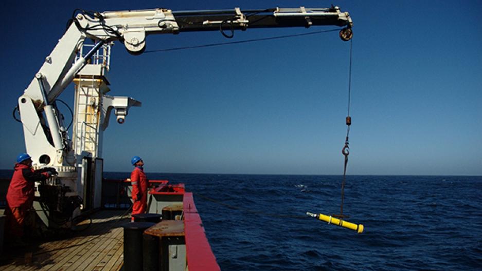 NOAA Argo float