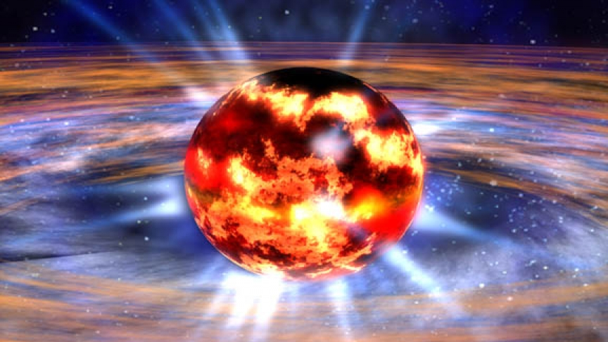 Neutron Star from NASA