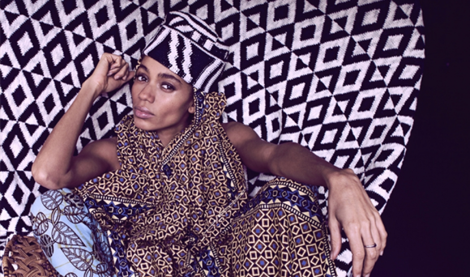 Nigerian singer Nneka