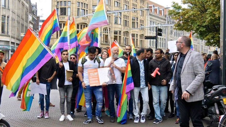 Gay hague netherlands