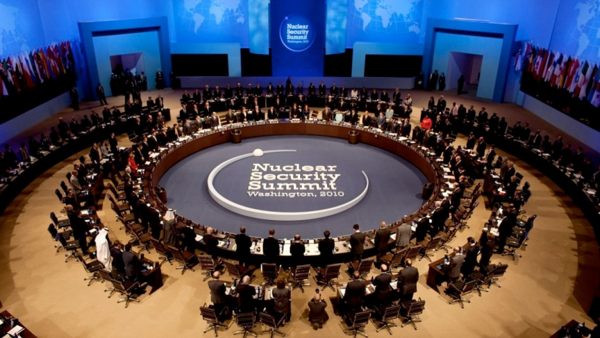Nuclear Security Summit, Washington