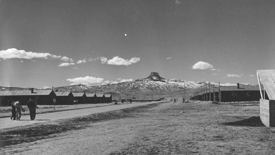 Heart Mountain War Relocation Center