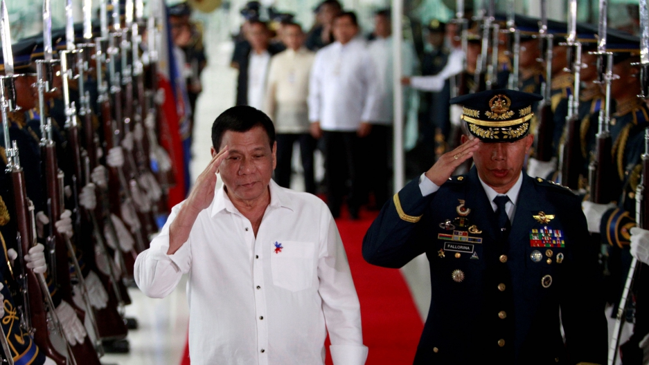 Trump should be wary of Duterte
