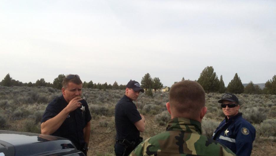 Wildlife cops
