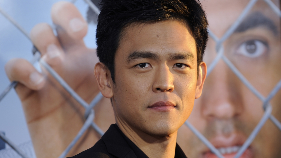 "John Cho attends the premiere of ""Harold and Kumar Escape from Guantanamo Bay"" in Los Angeles April 17, 2008."