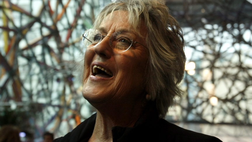 Author Germaine Greer's latest book chronicles her efforts to reclaim part of Australia's ancient rainforest.