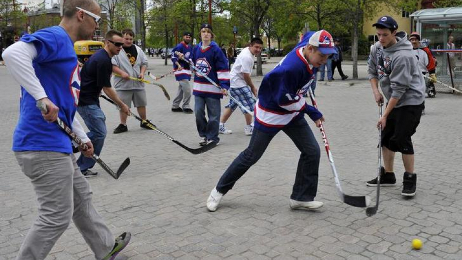 why banning street hockey is bad for canadian kids