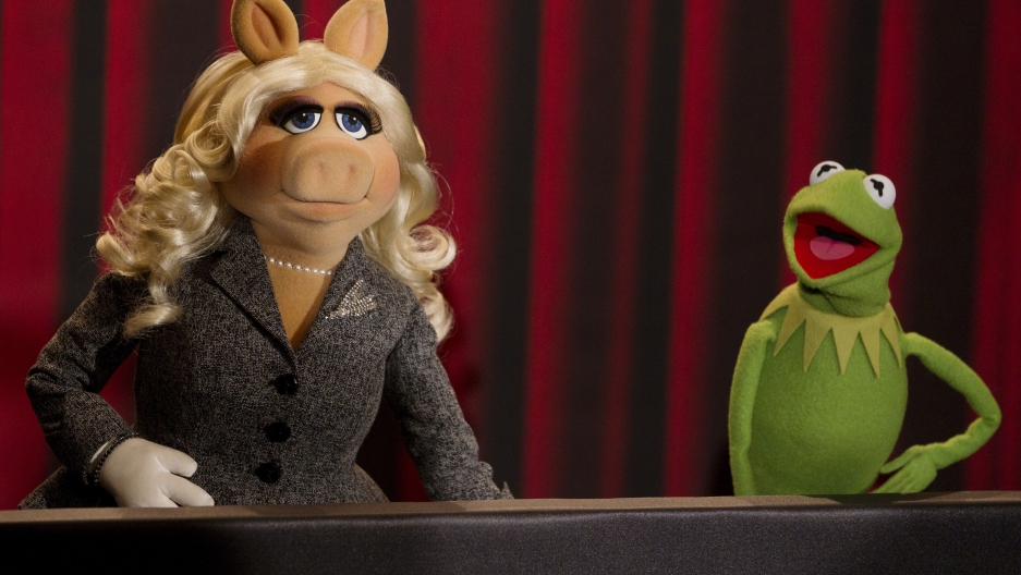 Kermit and Miss Piggy Break Up