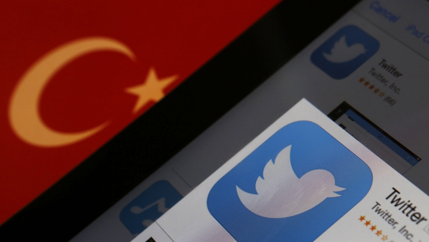 Turkey's courts have blocked access to Twitter a little over a week before local elections as Prime Minister Tayyip Erdogan battles a corruption scandal.
