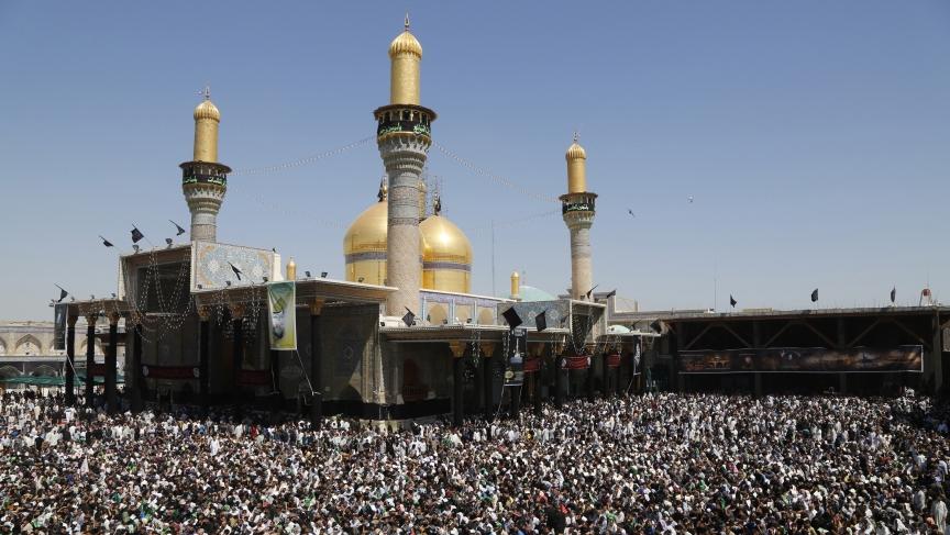 Shiite shrine