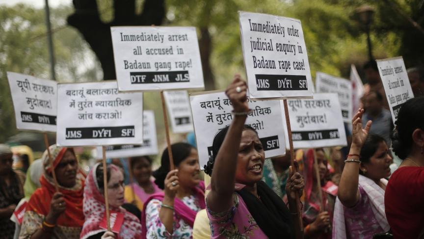 Delhi protests May 29 2014