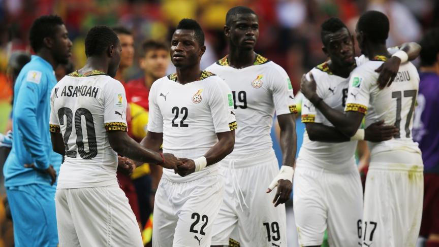 Ghanean team