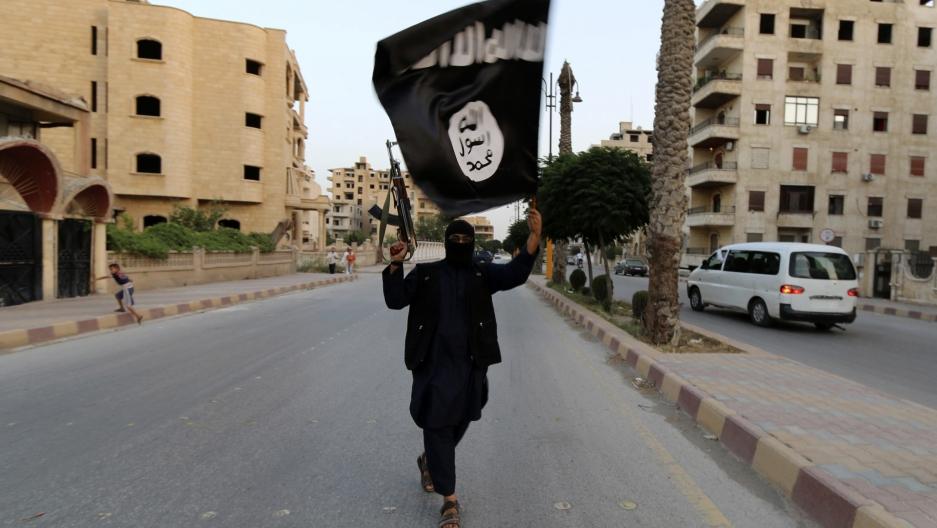 ISIS member