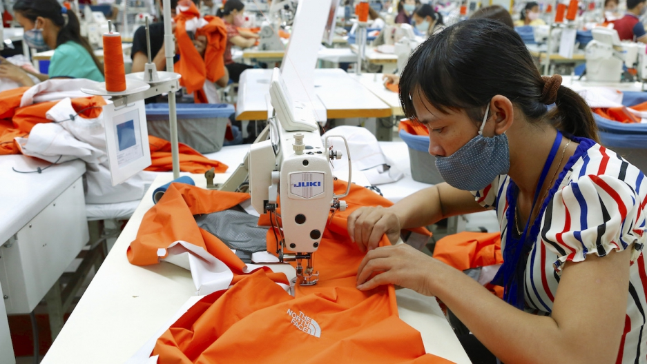 Trump says US jobs get 'stolen' by China  Well, here are the