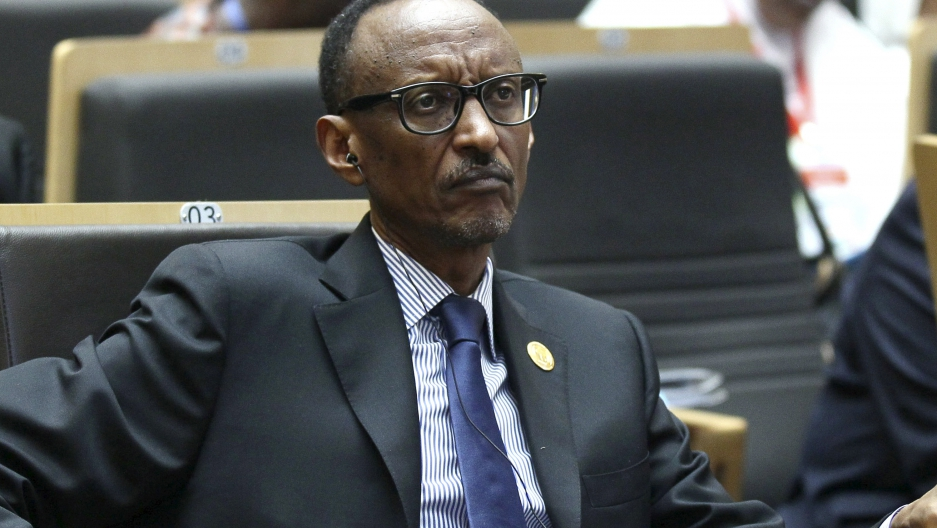 Paul Kagame's government has been accused of the assassination of political opponents and restricting free and fair elections.