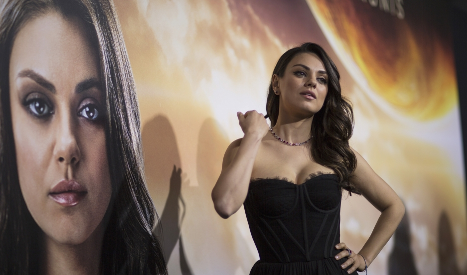 Even Mila Kunis can't make 'Jupiter Ascending' ascend, our movie critics say.