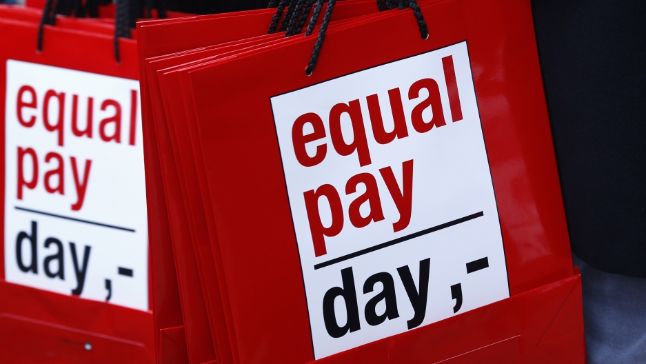 Long wait for equal pay