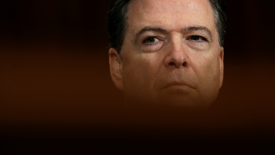 James Comey was dismissed by Donald Trump as FBI director.