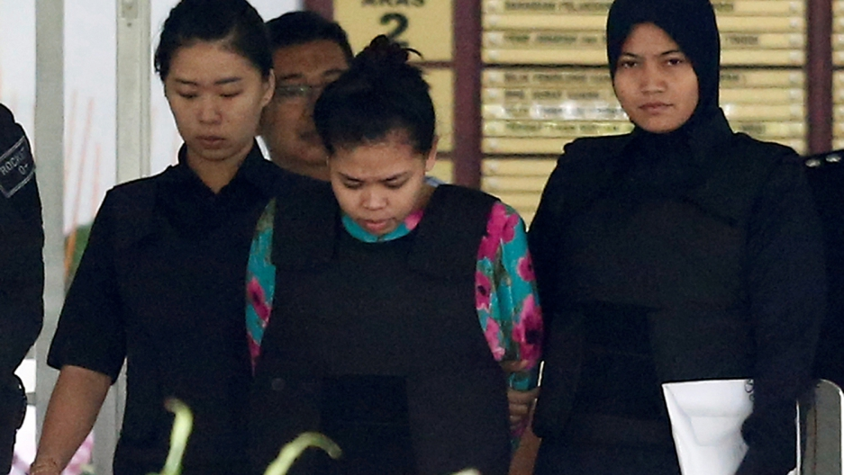 Indonesian Siti Aisyah is on trial for the killing of Kim Jong Nam, the estranged half-brother of North Korea's leader.