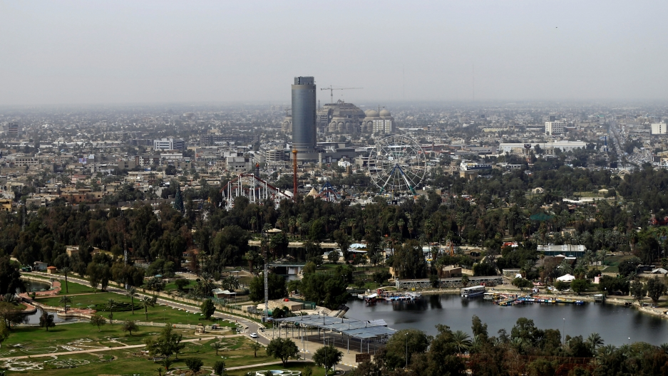 Fifteen years after the US entered Iraq, Baghdad breathes new life