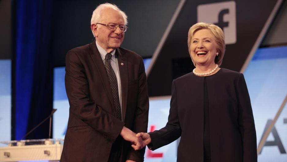 Bernie Sanders Beats Hillary Clinton In Washington Democratic Caucuses