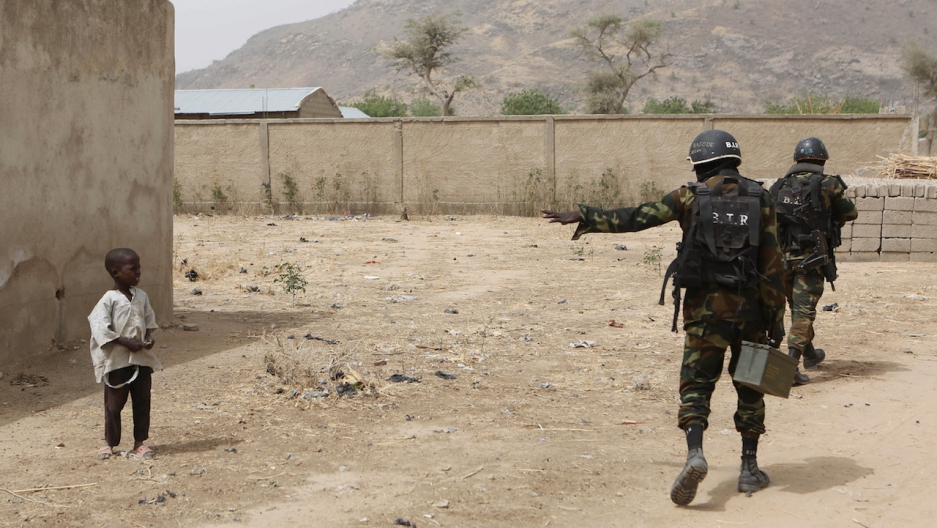 Cameroon has been using witchcraft to fight Boko Haram