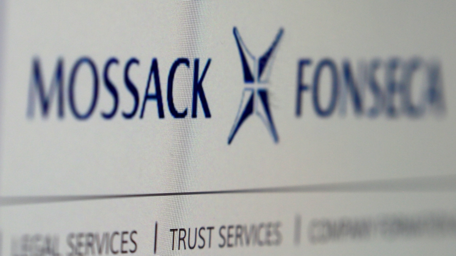 The website of Mossack Fonseca