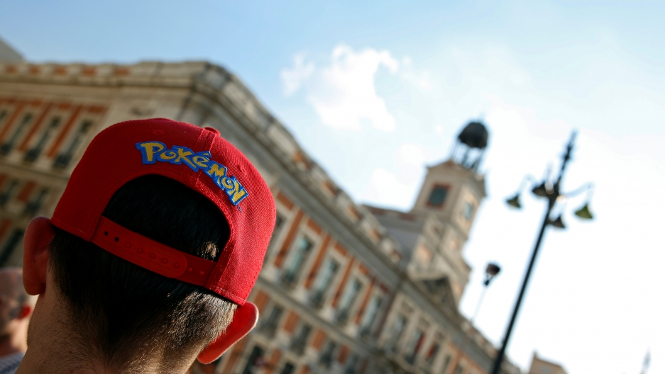 Pokemon means opportunity for these businessmen