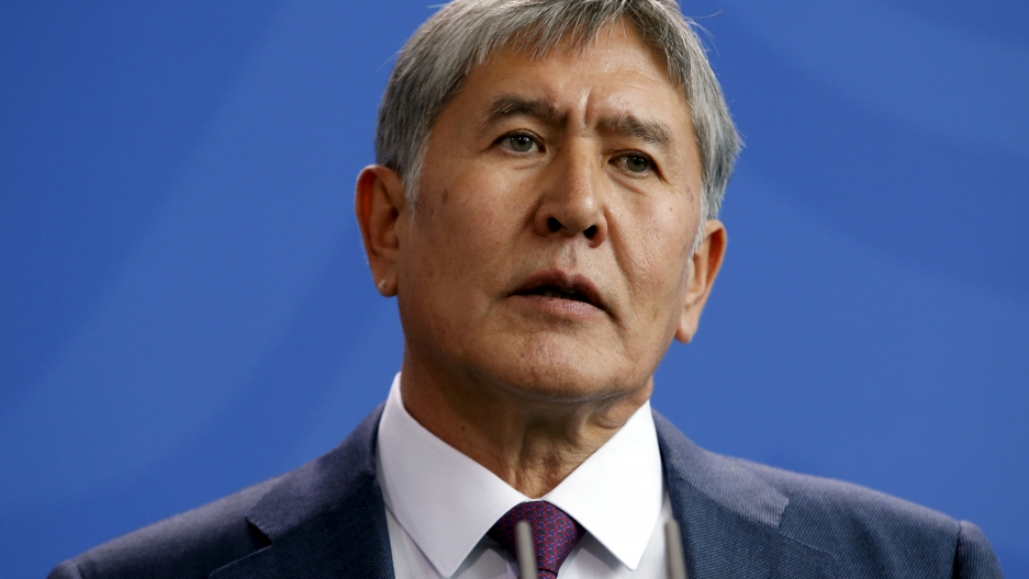 President Atambayev has pushed for alterations in the Kyrgyzstan's constitution.