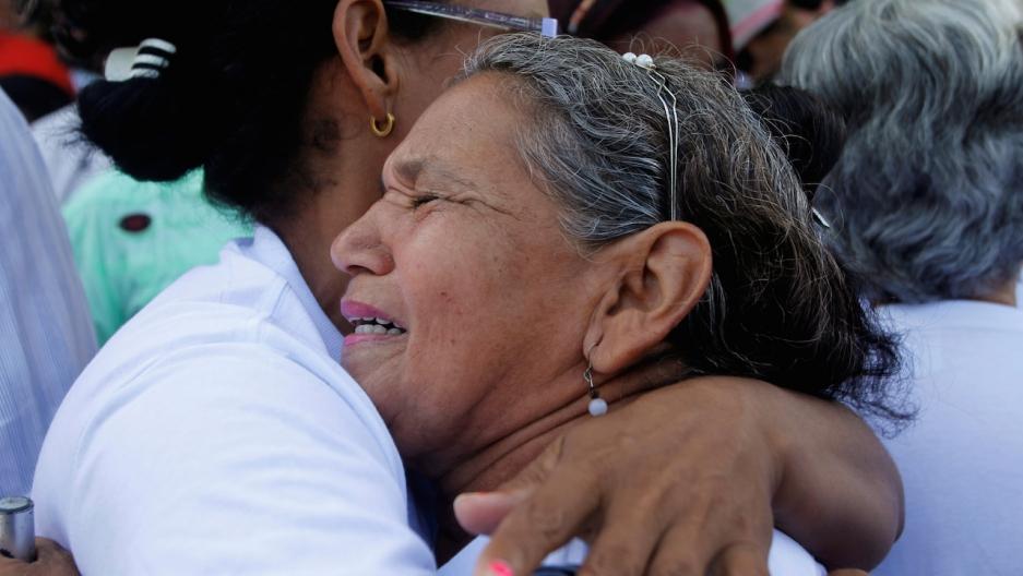 La Chinita massacre FARC apology