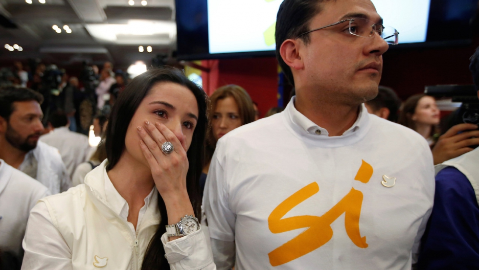 si vote reaction colombia