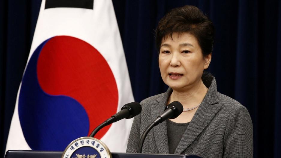 Impeachment of Park Geun-hye