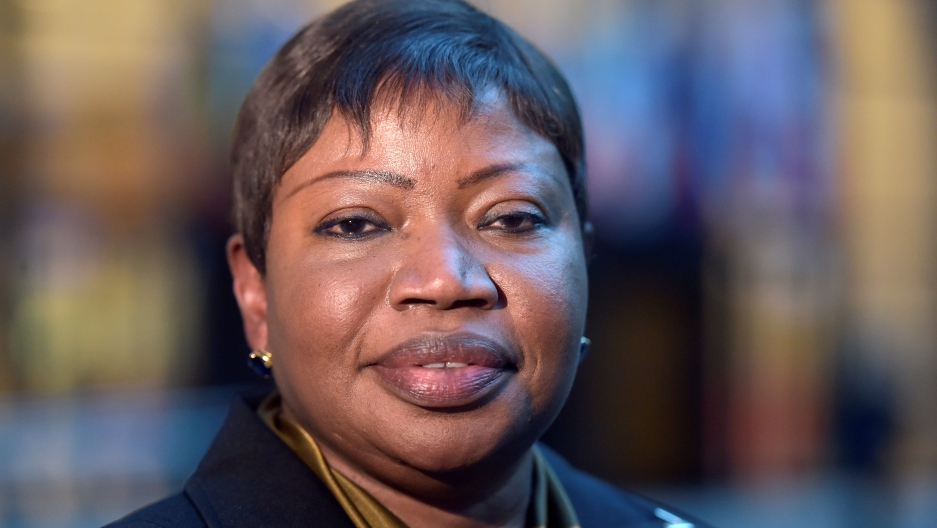 Fatou Bensouda, Prosecutor of the International Criminal Court (ICC)