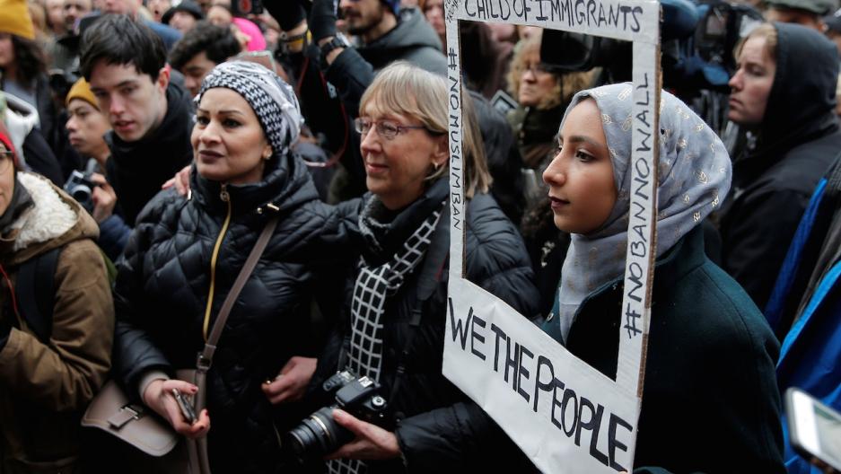 Muslim immigration ban