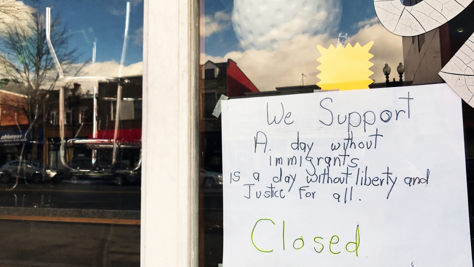Austin Businesses Strike in Solidarity with Immigrants in US