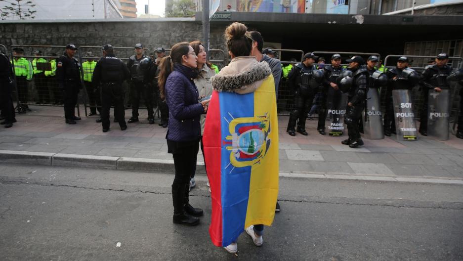 Ecuador election runoff