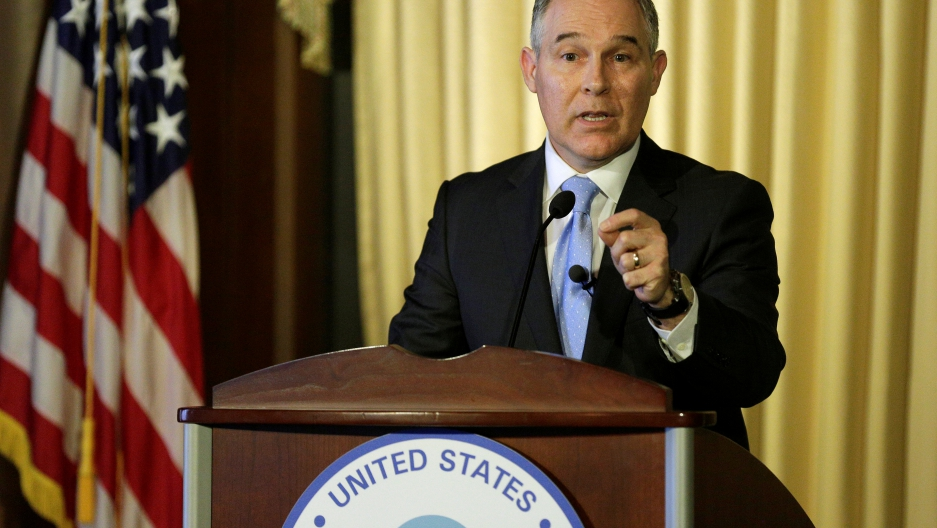New US environmental agency chief to address staff amid fears of cuts