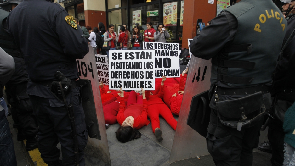 Peru abortion rights sin