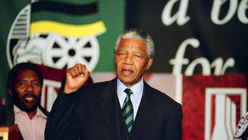 Until 2008 South Africas Former President Nelson Mandela