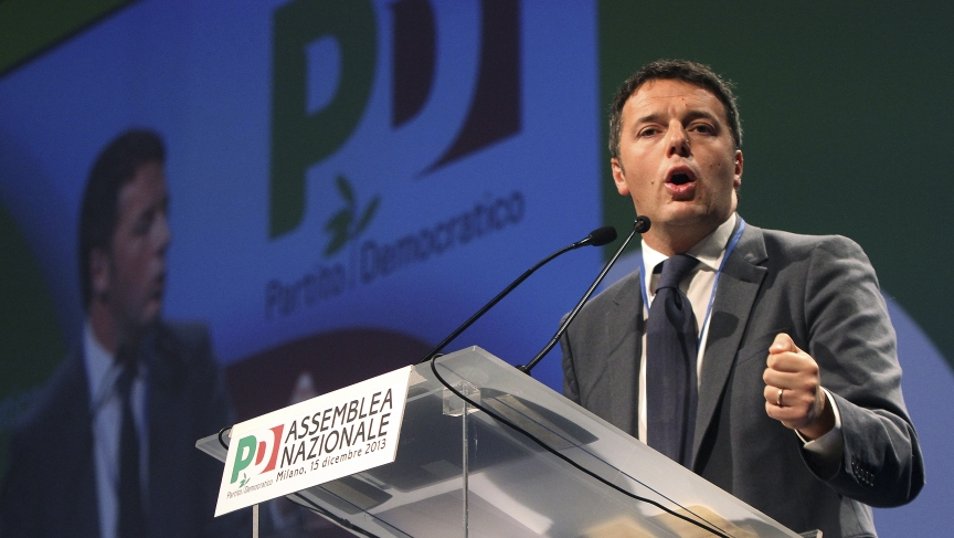 Matteo Renzi looks set to become Italy's new Prime Minister