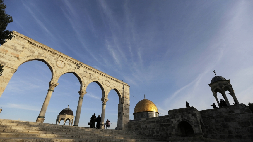 While Israel claims Jerusalem as its capital, few countries officially recognize the city's status because of sensitive disputes over who controls it.