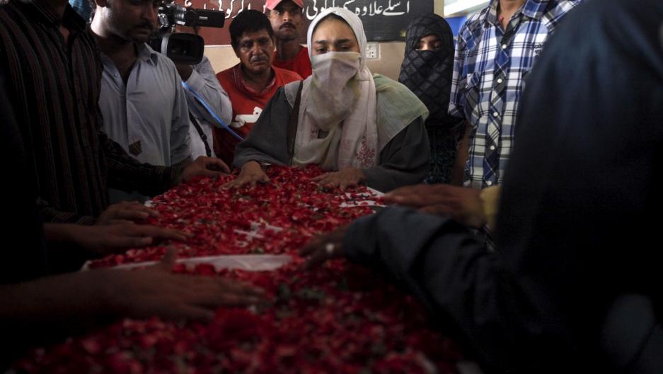 A Pakistani executioner and his job