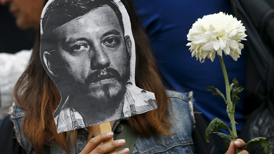 Outrage grows at slaying of Mexican journalist